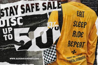 STAY SAFE SALE!
